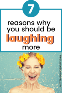 7 reasons why you should be laughing more