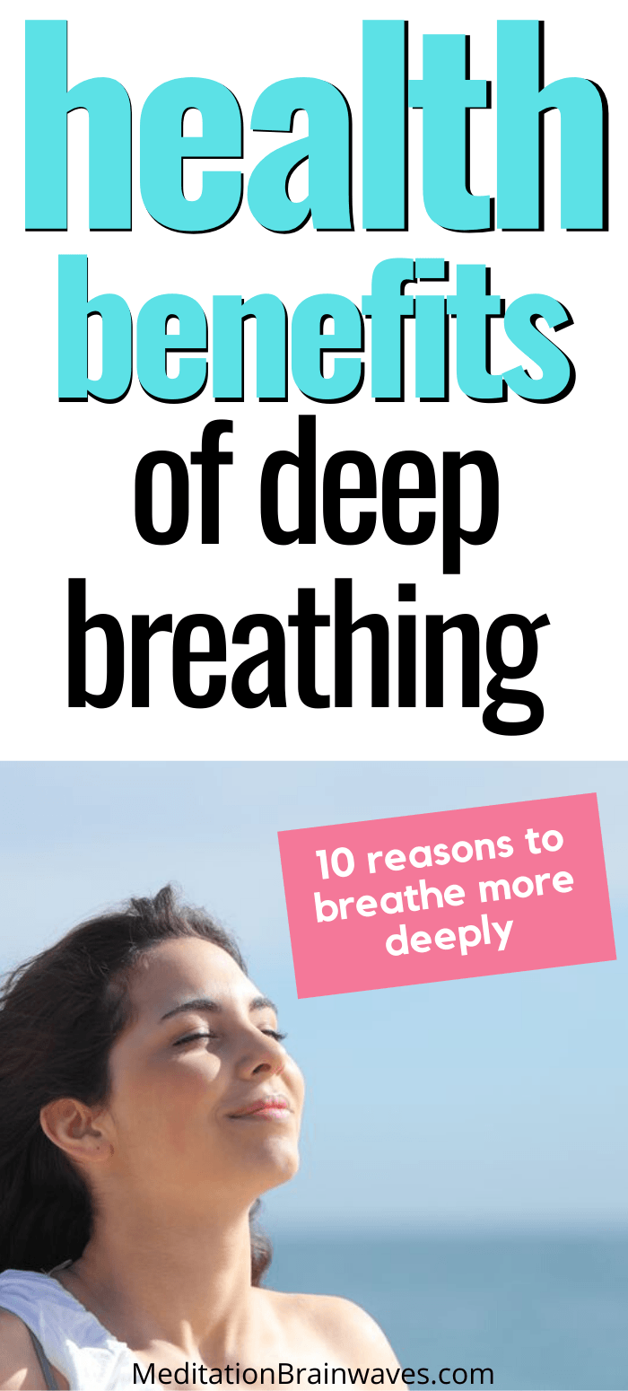 health benefits of deep breathing