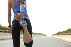 exercise and stress relief