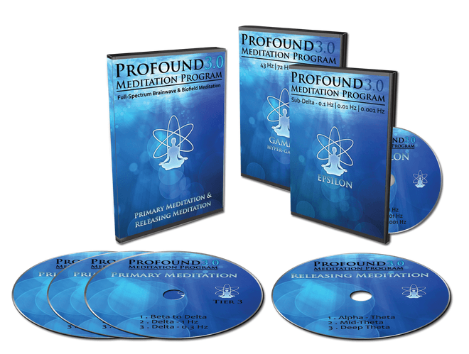 profound meditation program 3.0 iawake