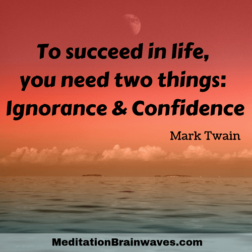 best quotes on success by mark twain
