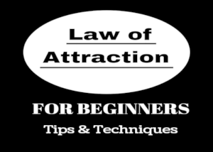 law of attraction for beginners tips and techniques