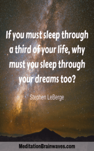 lucid dreaming quotes