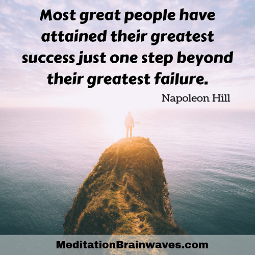 success quotes napoleon hill