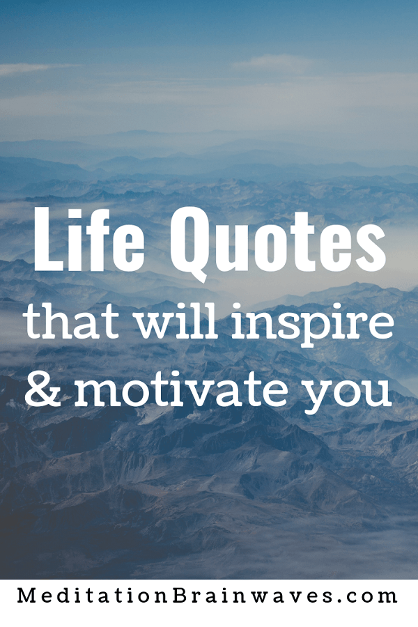 life quotes for pinterest