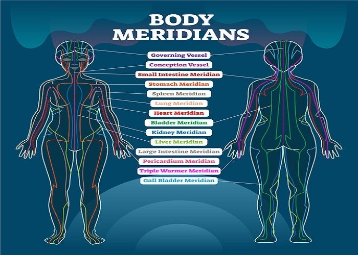 meridians chinese medicine