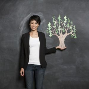 tapping for money and financial success