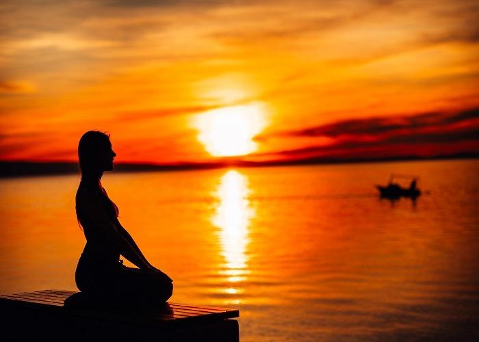 foot chakra meditation