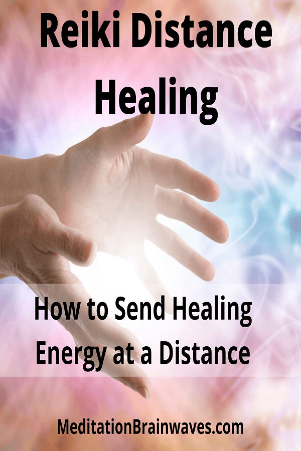 reiki distance healing how to send reiki at a distance