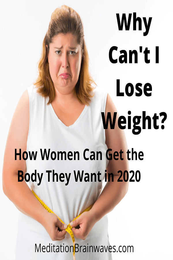 Why Can't I Lose Weight_ eft for weight loss