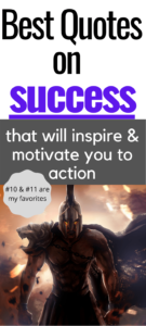 best quotes on success that will inspire and motivate you to action