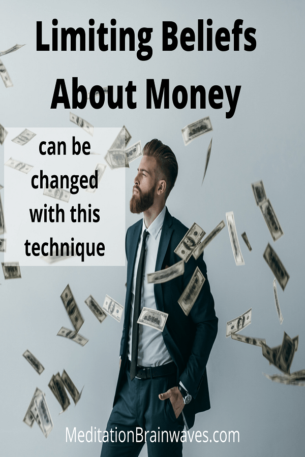 limiting beliefs about money and success eft tapping