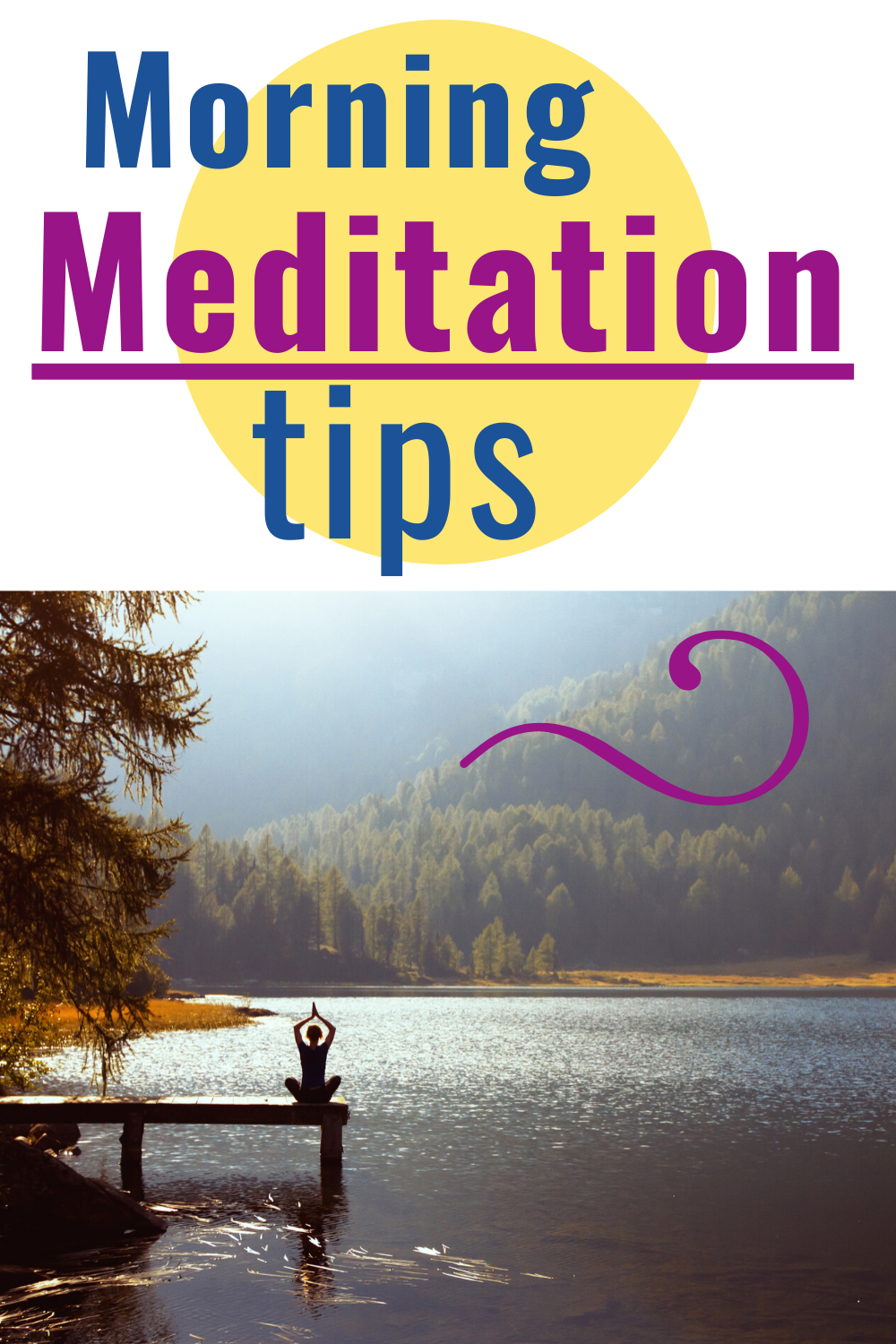morning meditation tips