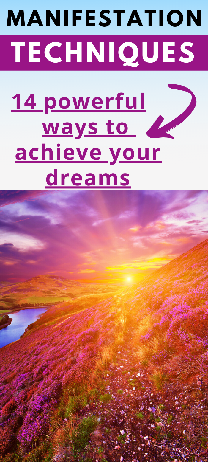 14 powerful ways to achieve your dreams