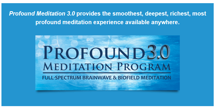 PMP 3.0 iAwake meditation program