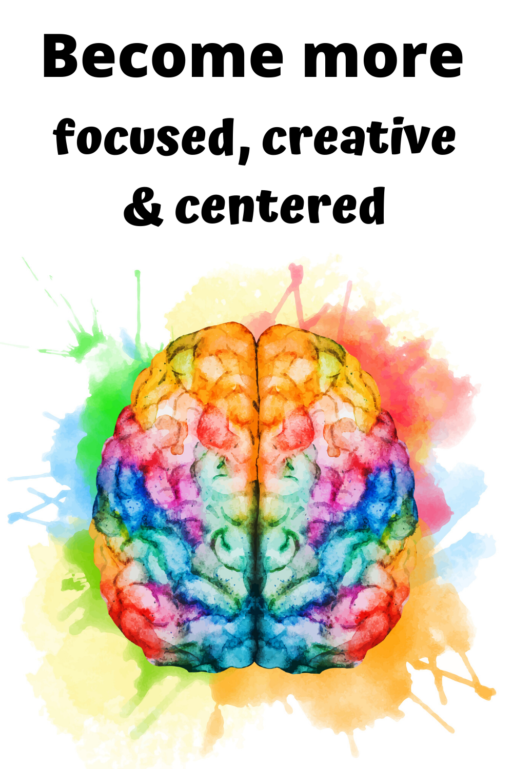 focused creative centered raikov effect