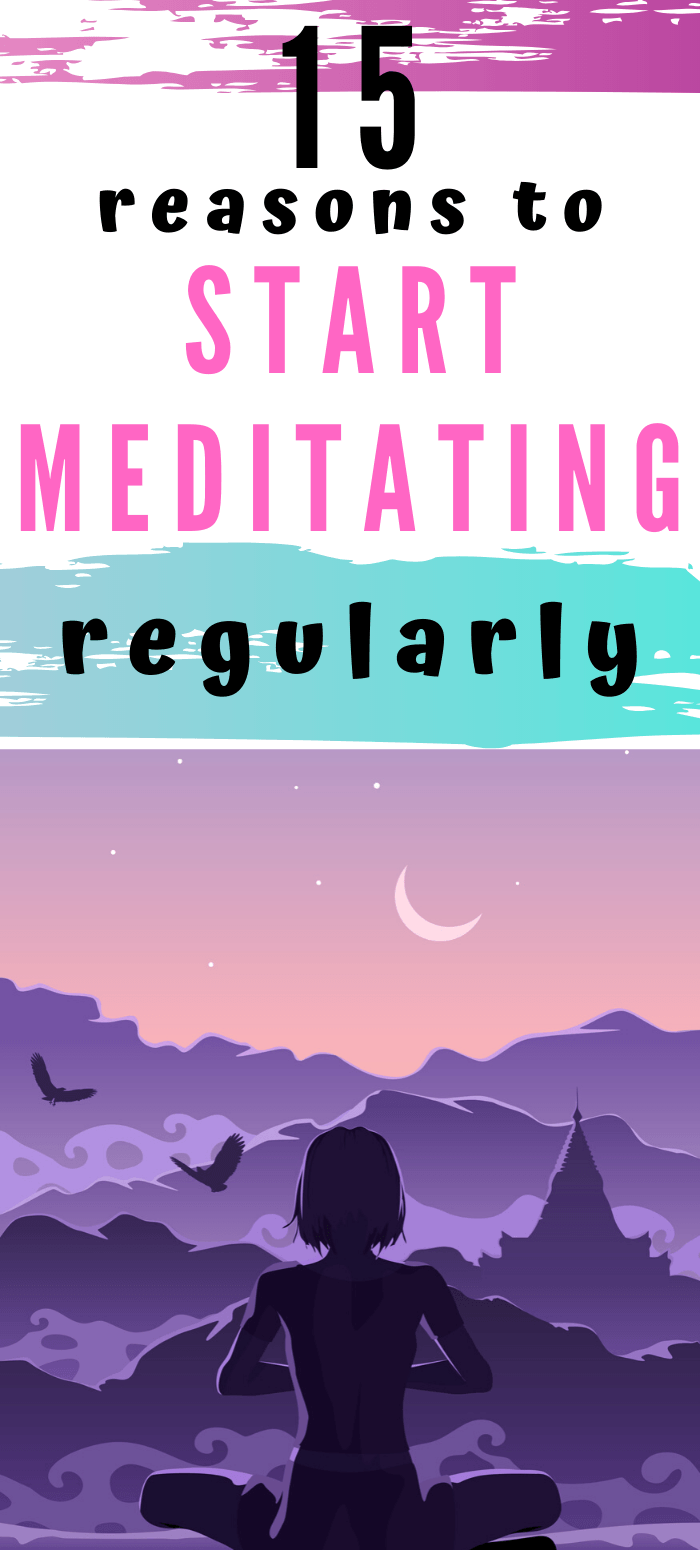 how to start meditating regularly