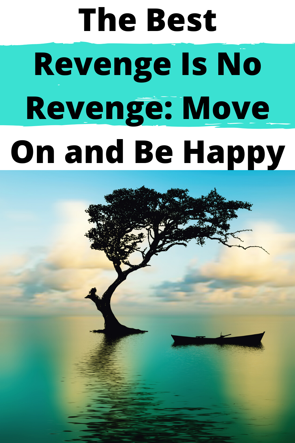move on and be happy