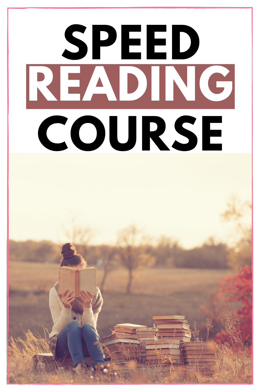 speed reading course jim kwik