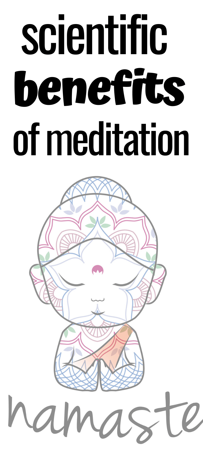 what are the scientific benefits of meditation