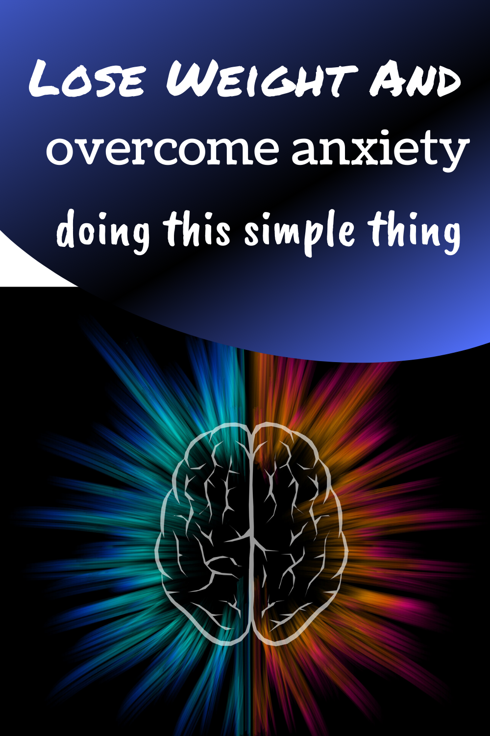 eft weight loss anxiety