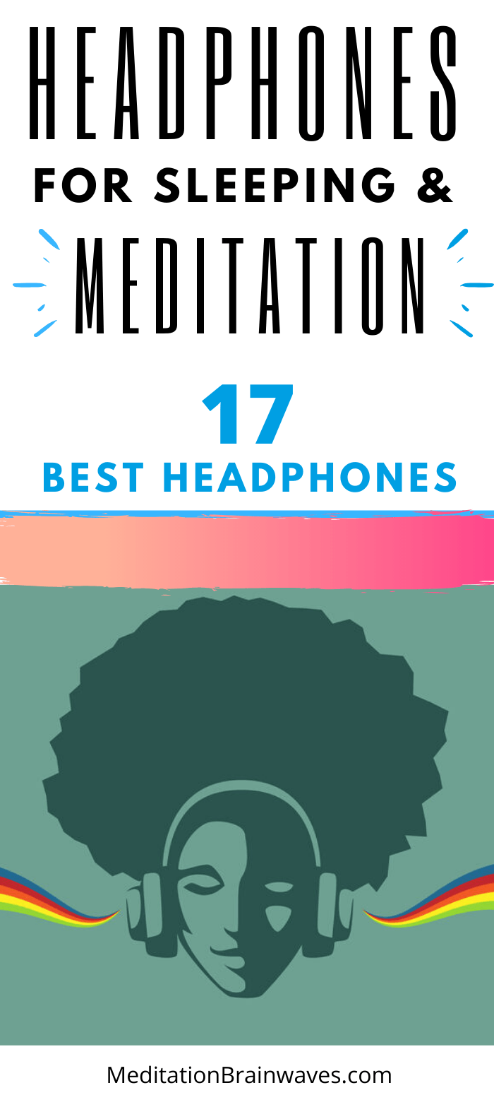 headphones for sleeping and meditation