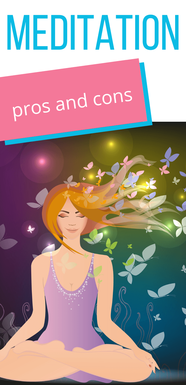 meditation pros and cons