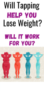 tapping losing weight
